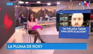 La pluma de Roxy (16/07/2018)