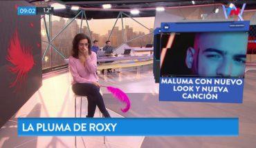 La pluma de Roxy (24/07/2018)