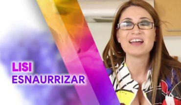 Lisi Esnaurrizar invitada de la semana