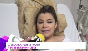 Liz nos habla de su felicidad