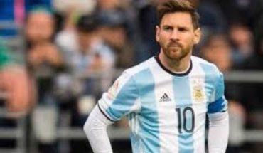 Messi nominado a mejor jugador del año