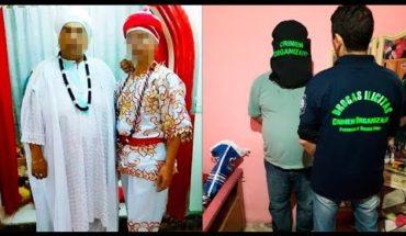 Pai umbanda detenido por corrupción de menores