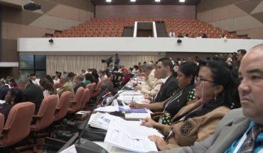 Presentan Informe de Liquidación del Presupuesto del Estado