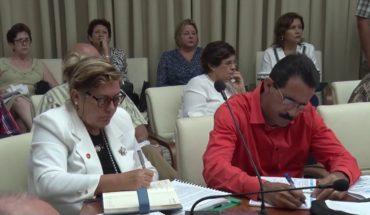 Preside Díaz-Canel reunión de análisis por recuperación tras últimas lluvias de Mayo