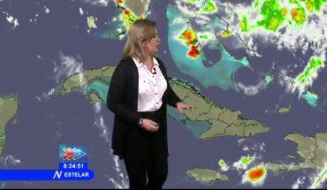Pronóstico del Tiempo: sábado 14 de julio