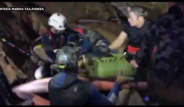 Tailandia: niños rescatados de cueva reciben alta médica