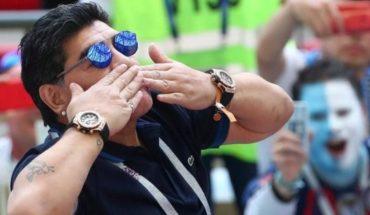 """""""Volvería a dirigir a Argentina sin pedir nada a cambio"""": Maradona"""