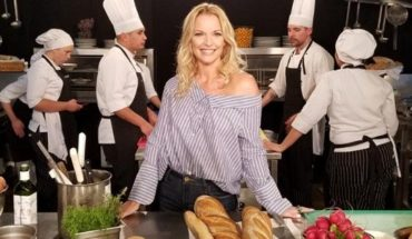 """Vuelve a la conducción: Carina Zampini estará al frente de """"El gran premio de la cocina"""""""