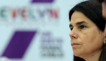 """Ximena Ossandón abre un punto de conflicto en la derecha: """"Denigrar al Congreso como lo hace Matthei y varios otros es poner en riesgo la democracia"""""""