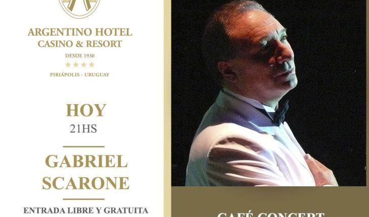 #música #cantante #piriapolis #uruguay #argentinohotel ...