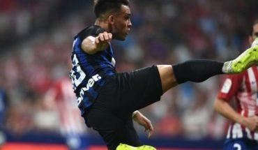 ¡De Selección! El espectacular gol de Lautaro Martínez ante Atlético de Madrid