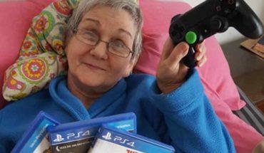 ¡Es real! Abuelita gamer es fan de Final Fantasy y derrota a todos sus nietos en Mortal Kombat