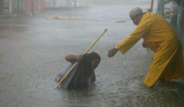 ¡No guarde su paraguas! Tormentas y granizadas en estos estados
