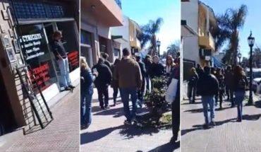 """¡Qué se vayan!"": vecinos de Don Torcuato criticaron a dirigentes de Cambiemos durante un timbreo"