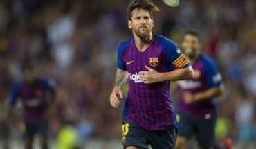 ¡Volvió Messi! Dos golazos, nuevo récord y goleada de Barcelona por 3 a 0 ante Alavés