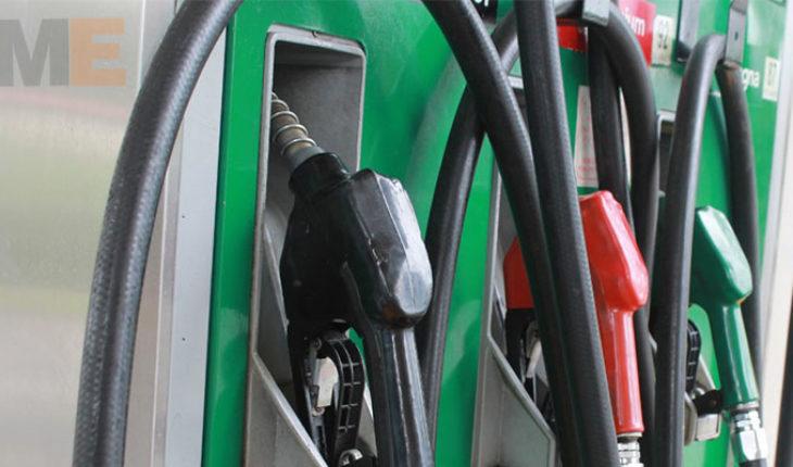 ¿Cuánto ha aumentado el precio de la gasolina en Michoacán?