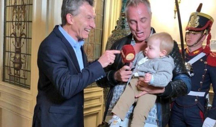¿Directo a presidente? Mirko y Marley visitaron a Mauricio Macri