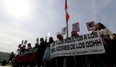 """""""Supremazo"""": CIDH advierte a Chile que liberación de violadores de DDHH puede llevar a la impunidad"""
