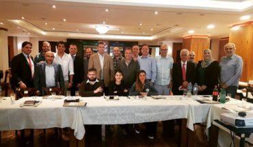 18 diputados viajaron a Israel y Palestina durante la semana distrital en el Congreso