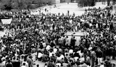 1968: Diputados dejan plantadas a 20 mil personas en CU