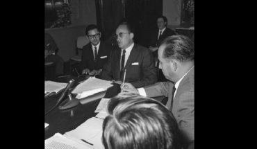 1968: El gobierno acepta dialogar