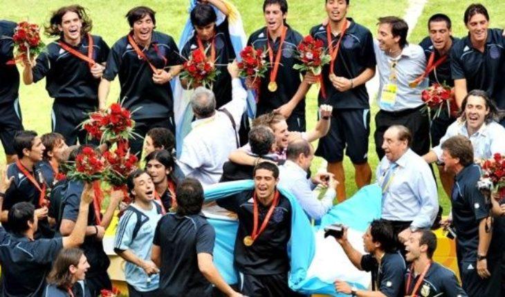 23 de agosto: a 10 años del Oro de la Selección Argentina en Beijing 2008