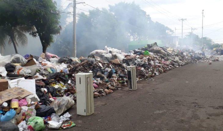 7 mil millones se han asignado problema de basura en Acapulco
