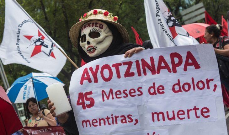 99 días después, PGR no ha enmendado su error: CNDH