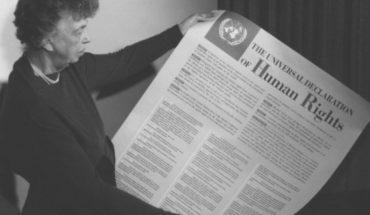 A 70 años de la Declaración Universal de DD.HH.