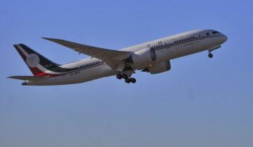 AMLO ganaría más rentando el avión presidencial