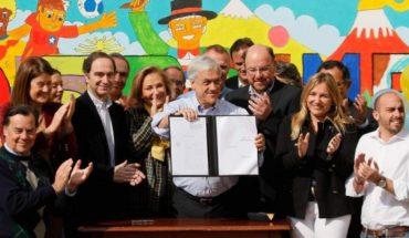 Adiós Sename: Piñera firma proyecto de ley que crea Servicio de Protección de la Niñez