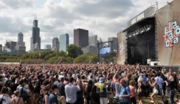 Adolescente muere tras asistir a Lollapalooza en Chicago
