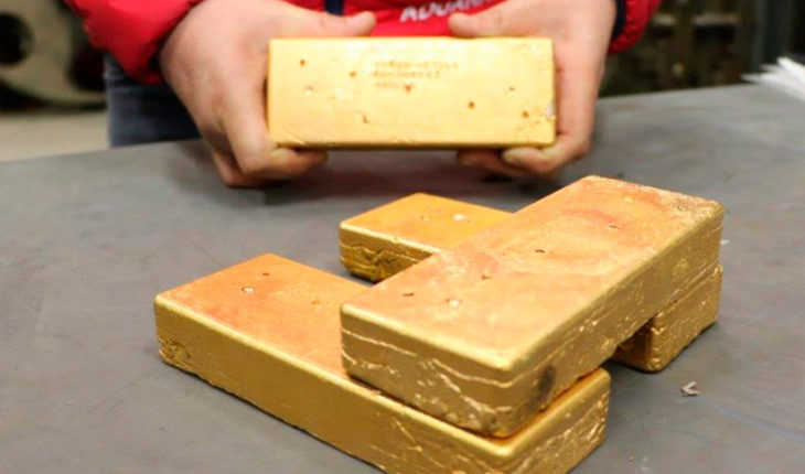 Aduanas rematará desde lingotes de oro hasta aviones