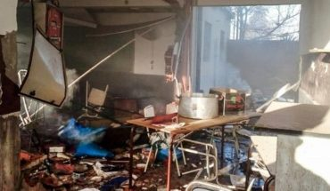 After the explosion of the school of Moreno, resigned the financial controller of the School Board