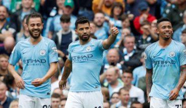 Agüero marca hat-trick en la goleada del City ante Huddersfield