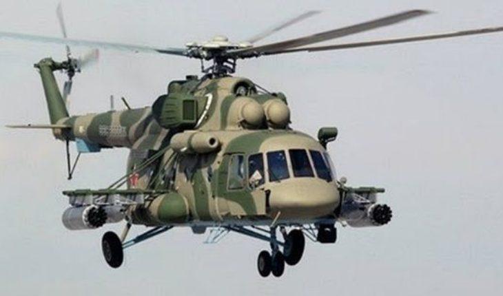 Al menos 18 muertos tras estrellarse un helicóptero en Rusia