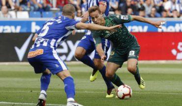 Alavés y Betis consiguen sus primeros puntos de la temporada
