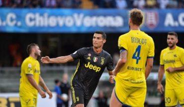 Allegri analizó el debut de Cristiano Ronaldo con Juventus