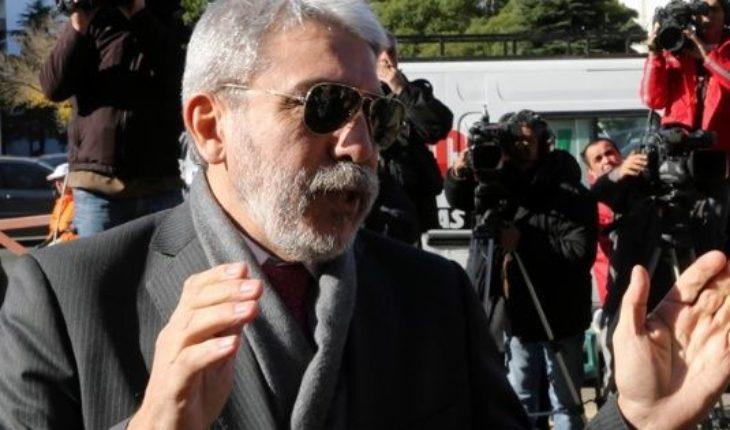 """Aníbal Fernández: """"Centeno habla como Monzón pero escribe como García Márquez"""""""