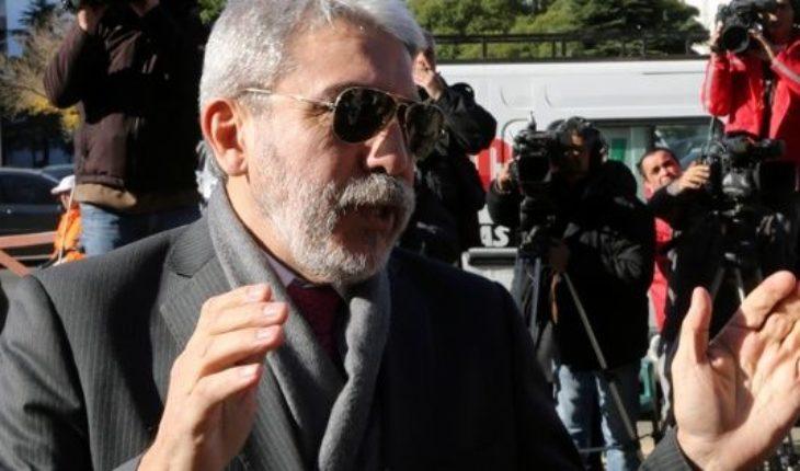 """Aníbal Fernández salió al cruce de Abal Medina: """"Se confiesa autor de lavado de dinero"""""""