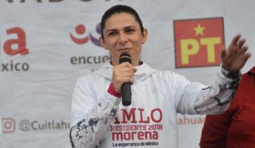 Ana Guevara estará a cargo de la Conade