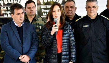 Anuncian más reformas en la Policía Bonaerense