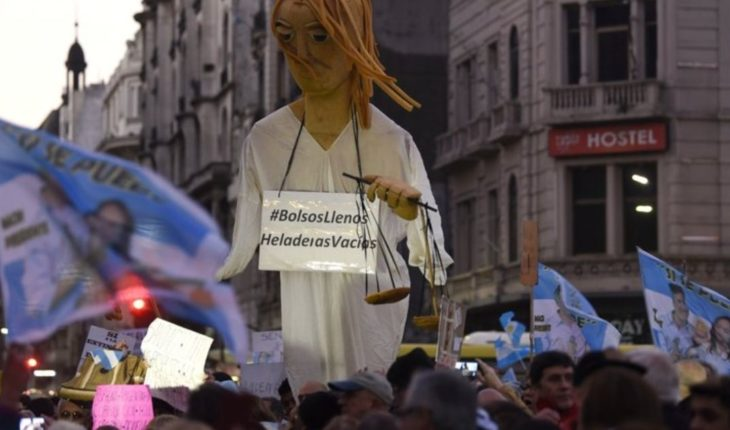 Argentina: Fernández acepta allanamiento por corrupción