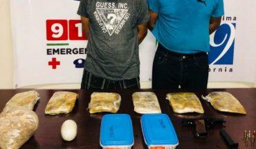 """Arrestan a dos con """"ice"""", cocaína y heroína en el Libramiento Sur"""
