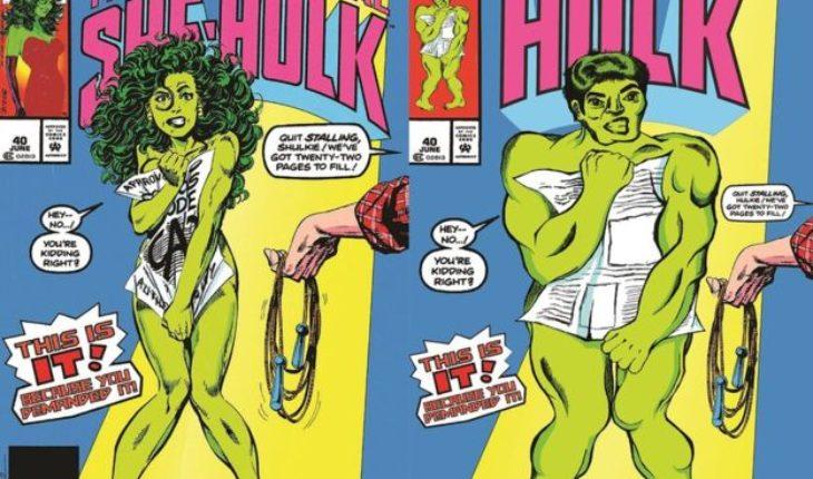 Artista de India rehace las portadas sexistas de los cómics (Imágenes)