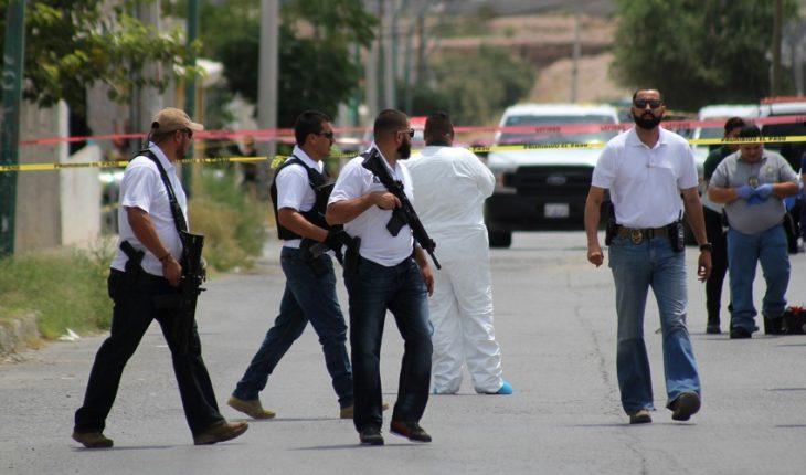 Asesinato en Ciudad Juárez