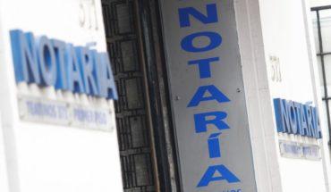 """Asociación de Notarios dijo que """"hay una conclusión preestablecida"""" en informe de la FNE"""