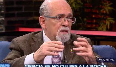 """Astrónomo José Maza calificó como """"engrupidor y charlatán"""" a Salfate"""