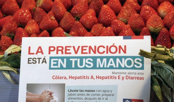 Aumentaron a 21 los casos sospechosos de cólera en la Región Metropolitana
