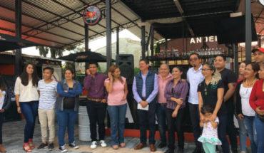 """Autoridades inauguran """"La Mercadería de Morelia"""""""